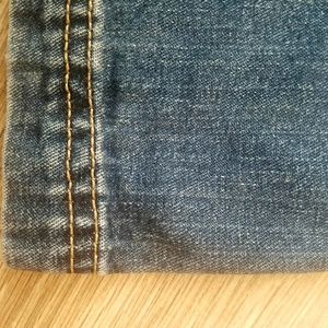 Old Navy Bottoms - Old Navy girls Bootcut jeans size 2T